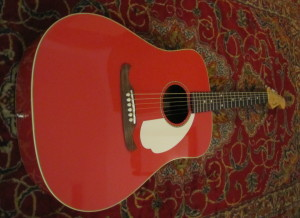 Fender Kingman Custom Shop Guitar