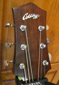 collings headstock